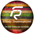 DJ Dado - Dreamscape (Winn Sunrise Remix) [2016]