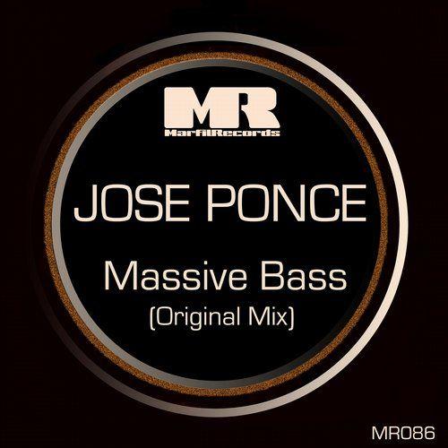 Jose Ponce - Massive Bass (Original Mix) [2015]