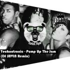 Technotronic - Pump Up The Jam (DJ Savin Remix; Dub Mix) [2016]