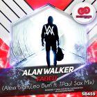 Alan Walker - Faded (Alexx Slam, Leo Burn ft. TPaul Sax Mix) [2016]