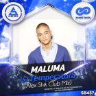 Maluma - La Temperatura (Alex Shik Club Mix) [2016]