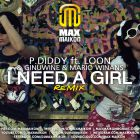 P.Diddy ft. Loon, Ginuwine, M.Winans - I Need A Girl (Part 2) (Max Maikon Remix; Radio Edit) [2016]