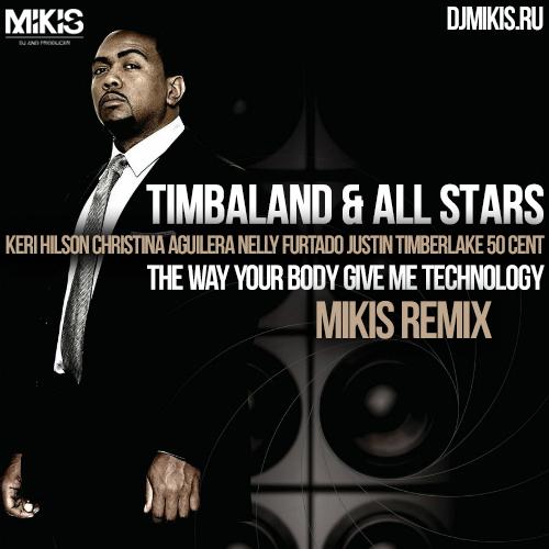 Timbaland Production Discography
