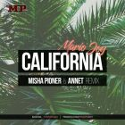 Mario Joy � California (Misha Pioner & Annet Remix; Radio Edit) [2016]