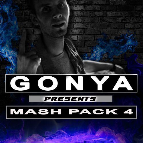 Dj Gonya - Mash Pack 4 [2016]
