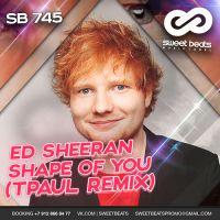 Ed Sheeran - Shape Of You (TPaul Remix)