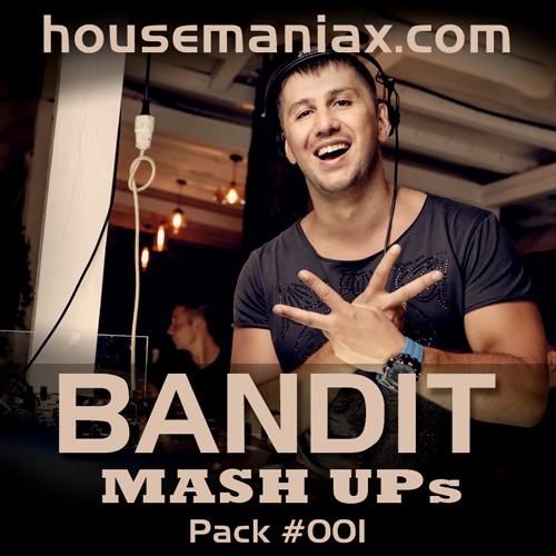 DJ Bandit Mash Ups Pack #001 [2017]