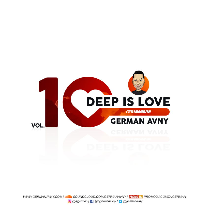 German Avny - Deep Is Love 10