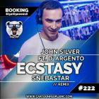 John Silver feat. D'Argento - Ecstasy (Snebastar Remix) [2017]