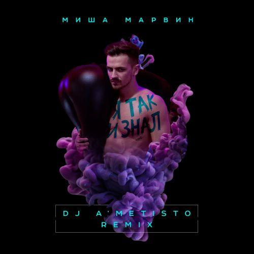 DJ Ametisto & Миша Марвин –  Я так и знал (Official Remix) [2017]