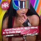 Jason Derulo Ft. Nicky Minaj & Ty Dolla $ign - Swalla (Upfinger Remix) [2017]