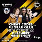 Cheat Codes feat. Demi Lovato - No Promises (DJ Ramirez & Mike Temoff Remix) [2017]