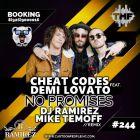 Cheat Codes feat. Demi Lovato - No Promises (DJ Ramirez & Mike Temoff Remix) [2017]