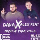 Alex Feat X Dava - Mash Up Pack Vol.8 [2017]