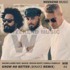 Major Lazer Feat. Quavo, Travis Scott, Camila Cabello – Know No Better (Binayz Remix) [2017]