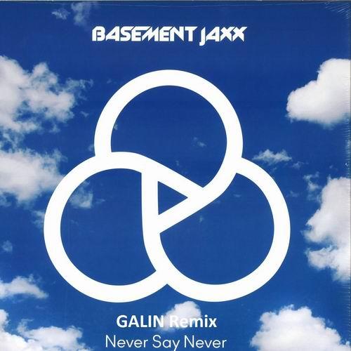 Basement Jaxx - Never Say Never (GALIN Remix)
