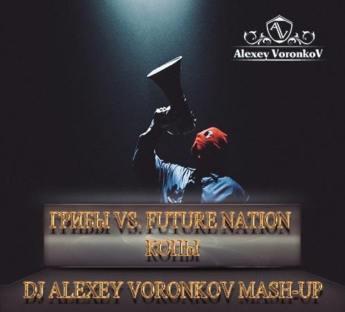 Грибы vs. Future Nation - Копы (DJ Alexey Voronkov Mash Up) [2017]