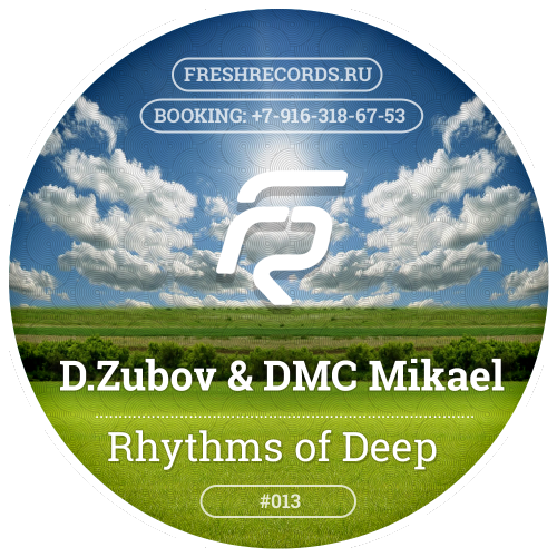 Denis Zubov & DMC Mikael - Rhythms Of Deep [2017]