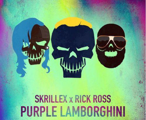 skrillex feat. rick ross - purple lamborghini (nikolay suhovarov