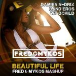 Banderos vs Damien N-Drix - Beautiful Life (Fred & Mykos Mashup) [2017]