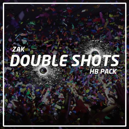 Zak - Double Shots Hb Pack [2018]