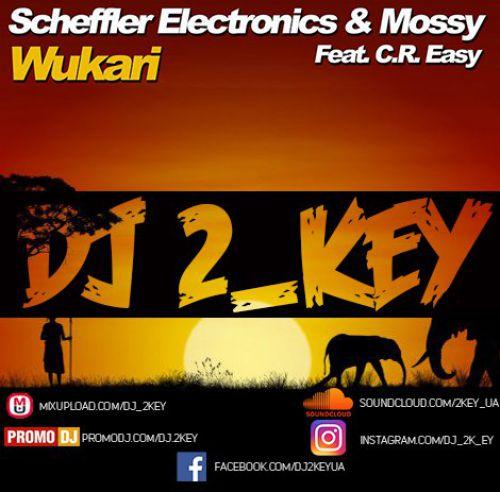 Mossy, C.R. Easy, Scheffler Electronics vs Ummet Ozcan - Wukari (Dj 2Key Mush Up) [2018]