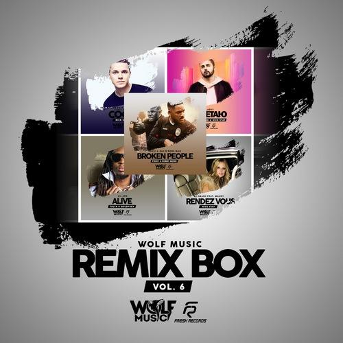 Wolf Music - Remix Box Vol. 6 [2018]