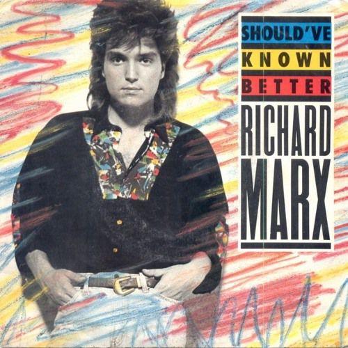 Richard Marx - Should Have Known Better (Fm Attack Remix) [2012]