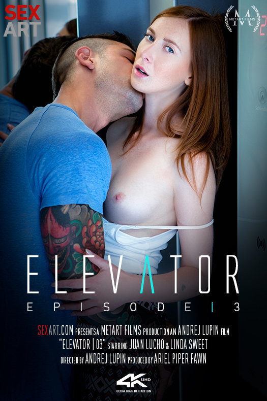 Linda Sweet - Elevator Part 3 (05-08-2018)