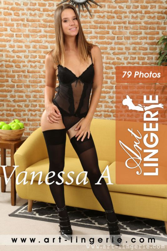 Vanessa A - Set #8409 - 5600px - 79X (10-08-2018)