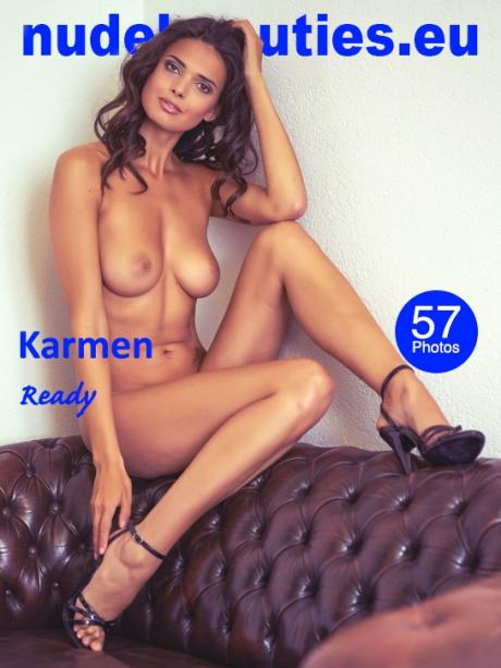 Karmen - Ready (Jasmine Andreas)