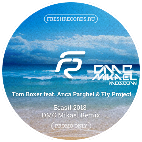 Tom Boxer feat. Anca Parghel & Fly Project - Brasil 2018 (DMC Mikael Remix) [2018]