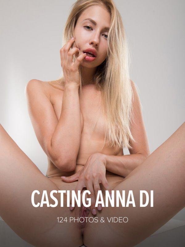 Anna Di - Casting - x124 - 7360px (18 Aug, 2018)
