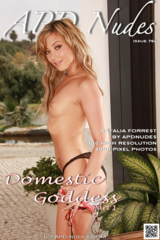 Natalia Forrest - Domestic Goddess Part 1 - 99 images