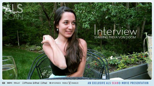 Freya Von Doom - Interview 2018-08-17
