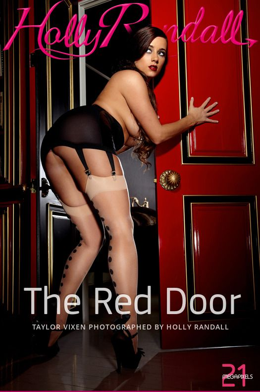 Taylor Vixen - The Red Door (x62) 3744x5616