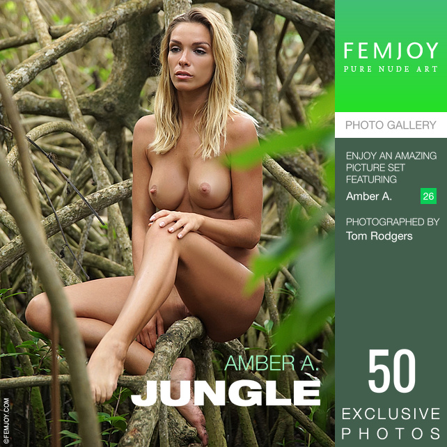 Amber A. - Jungle - x50 - 5000px - Aug 26, 2018