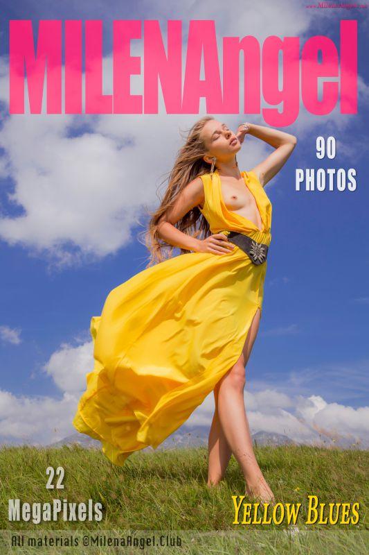 Milena - Yellow Blues - x90 - 5472px (27 Aug, 2018)