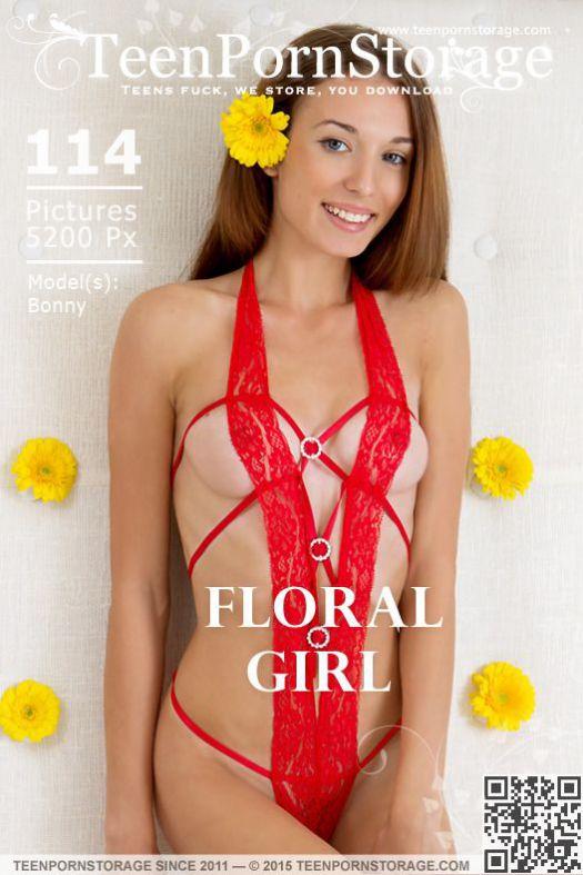 Bonny - Floral Girl (x114)