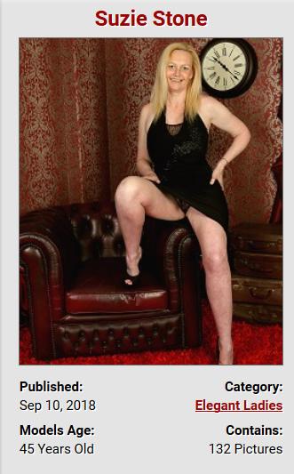 Suzie Stone - Elegant Ladies 132 pics 3200x4800 Sep 10, 2018