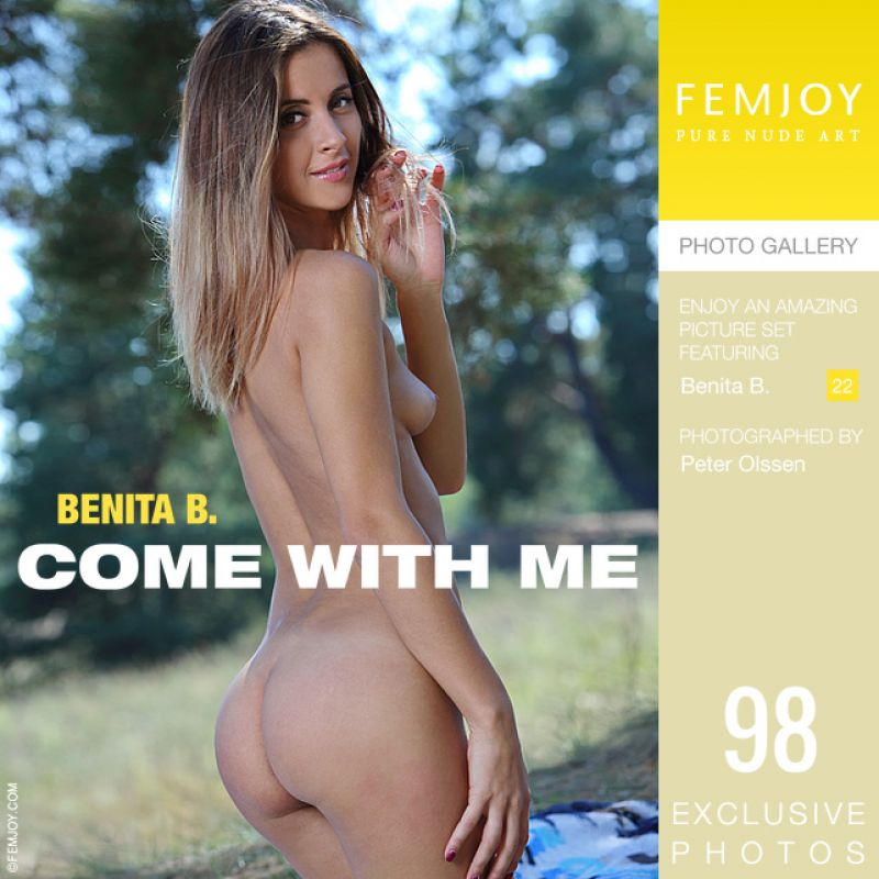 Benita B. - Come With Me - x98 - 5000px - Sep 11, 2018