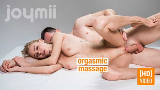 Jane F & Martin S - Orgasmic Massage (2018-09-07)