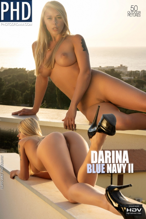Darina - Blue Navy 2 - 50 pictures - 3000px (18 Sep, 2018)