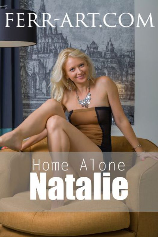 Natalie - Home Alone (14-02-2018)
