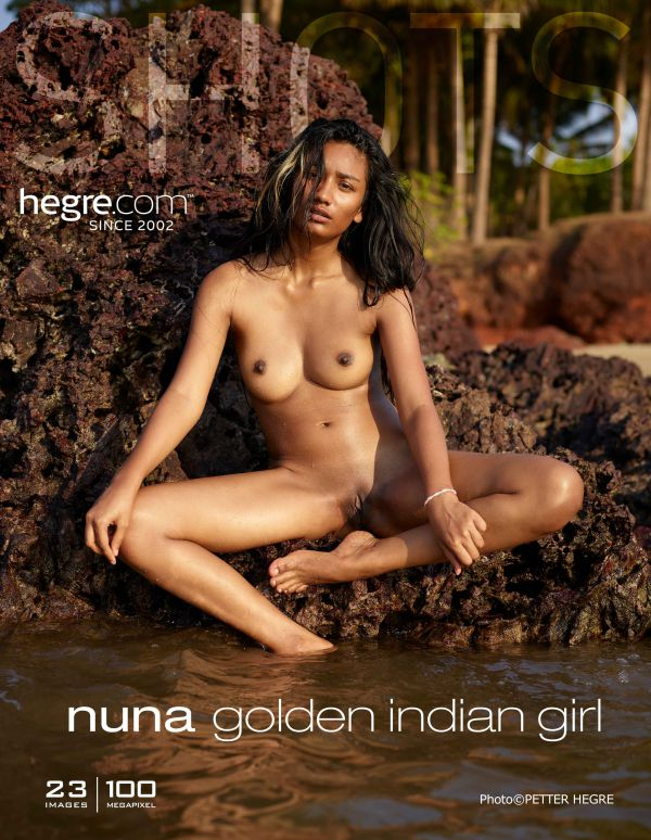 Nuna - Golden Indian Girl - 23 pictures - 11608px (23 Sep, 2018)