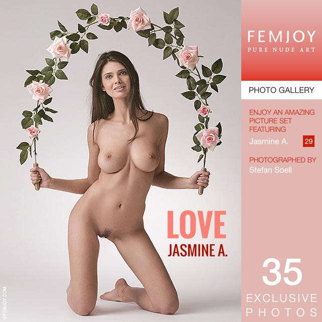 Jasmine A - Love 2016-01-02