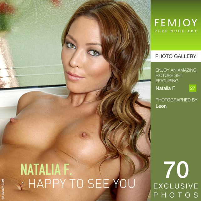 Natalia F - Happy To See You 2016-01-04
