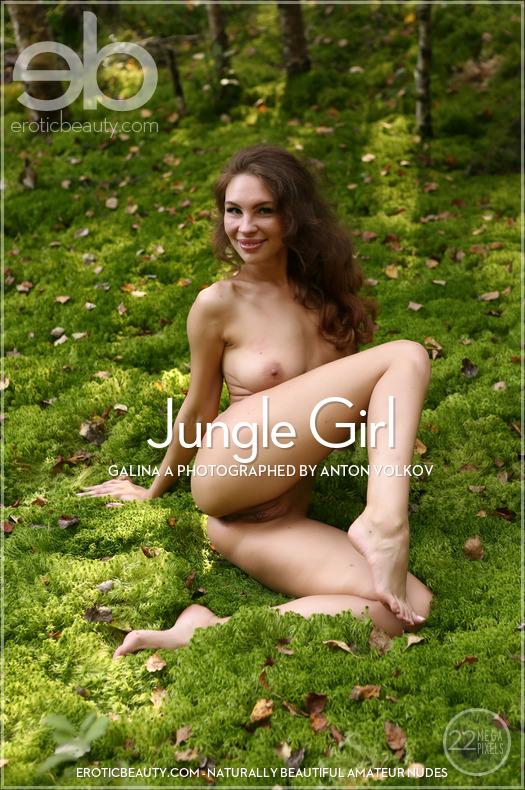 Galina A - Jungle Girl - x56 - 5760px (24 Sep, 2018)