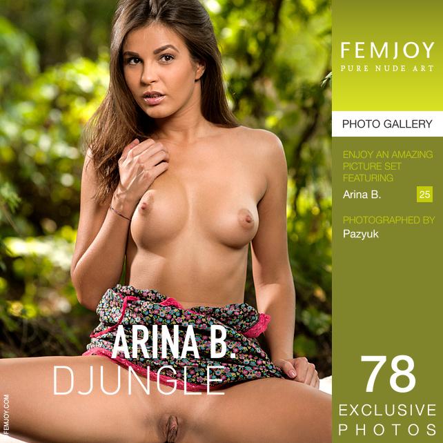 Arina B - Djungle 2016-01-07