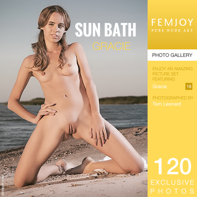 Gracie - Sun Bath 14-01-2016